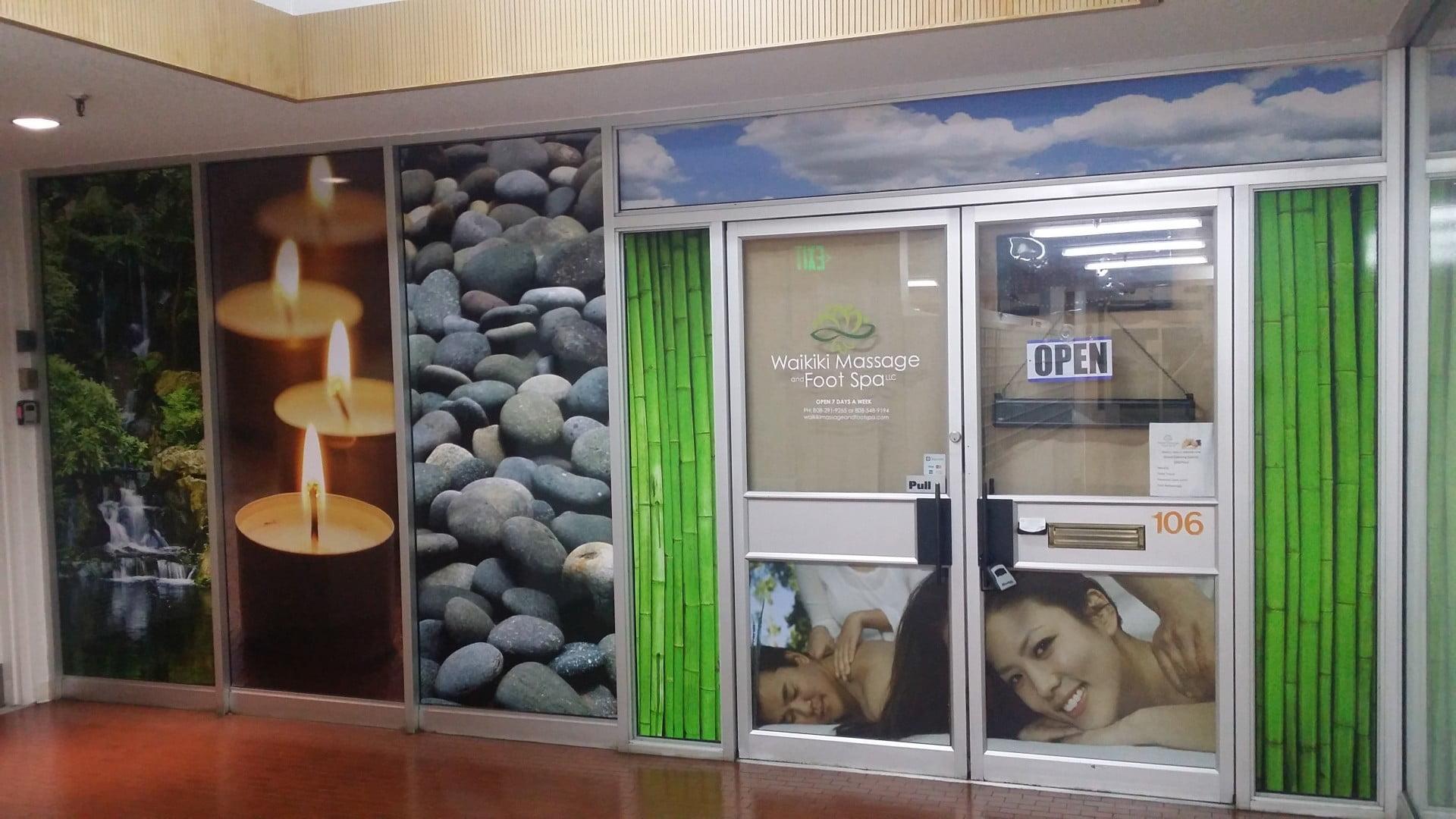 Waikiki Massage and Foot Spa LLC